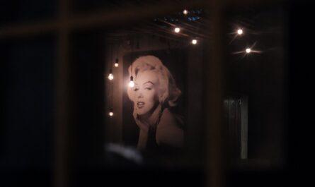 Marylin Monroe patří rozhodně mezi slavné ženy.