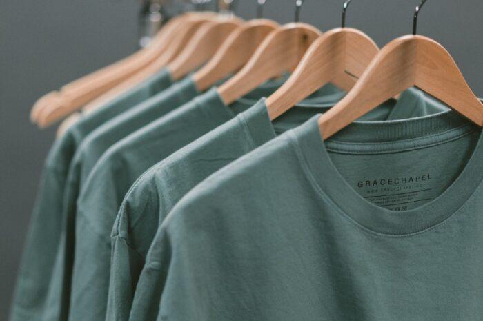 Tričko ze správného materiálu je půlkou úspěchu